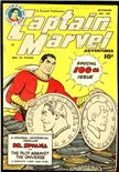 Captain Marvel Adventures #100