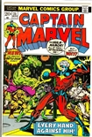 Captain Marvel #25