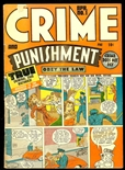 Crime and Punishment #1