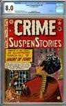 Crime SuspenStories #6