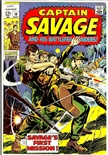 Captain Savage #14