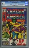 Captain America #130