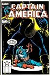 Captain America #296