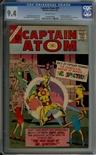 Captain Atom #81