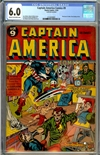 Captain America Comics #9