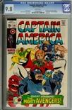 Captain America #116