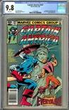 Captain America #267