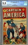 Captain America Comics #57