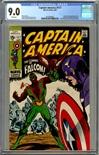 Captain America #117