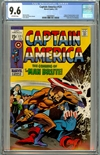 Captain America #121