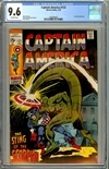 Captain America #122
