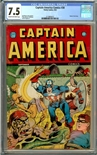 Captain America Comics #30
