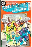 Captain Carrot & His Amazing Zoo Crew #17