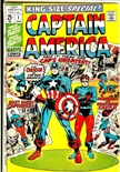 Captain America Annual #1