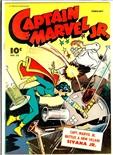 Captain Marvel Jr. #35