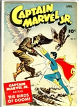 Captain Marvel Jr. #18