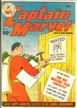 Captain Marvel Adventures #36