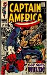 Captain America #106