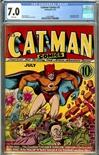 Catman Comics #3