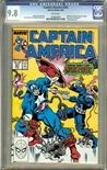 Captain America #351