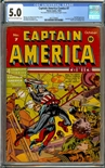 Captain America Comics #7