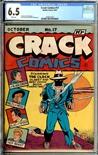 Crack Comics #17