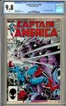Captain America #304