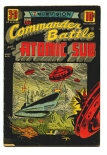 Commander Battle & the Atomic Sub #1
