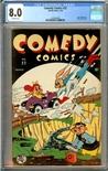 Comedy Comics #22