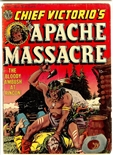 Chief Victorio's Apache Massacre #1