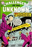 Challengers of the Unknown #39