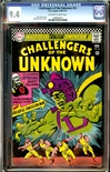 Challengers of the Unknown #53