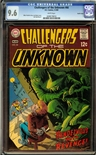Challengers of the Unknown #66