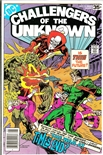 Challengers of the Unknown #86
