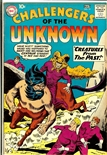 Challengers of the Unknown #13