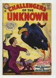Challengers of the Unknown #35