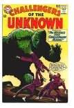 Challengers of the Unknown #38