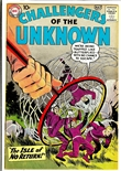 Challengers of the Unknown #7