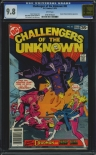 Challengers of the Unknown #85