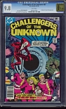 Challengers of the Unknown #87