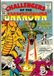 Challengers of the Unknown #19