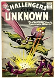 Challengers of the Unknown #11