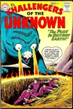 Challengers of the Unknown #9