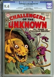 Challengers of the Unknown #22