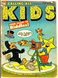 Calling All Kids #25