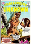 Challengers of the Unknown #31