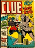 Clue Comics #1