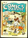 Comics on Parade #6