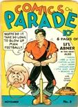 Comics on Parade #8