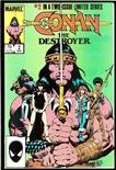 Conan the Destroyer #2